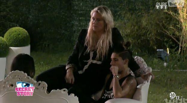 Aurélie Van Daelen dans Secret Story 8