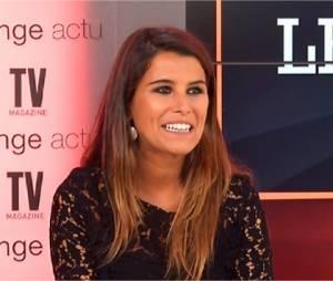 Karine Ferri en interview pour le Buzz TV Orange TV Magazine