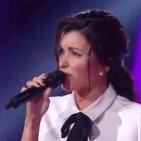 Jenifer jeune maman rayonnante pour la victoire de Carla dans The Voice Kids