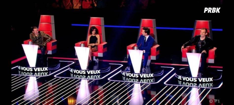 The Voice 4 : Zazie, Jenifer, Mika et Florent Pagny dans le jury