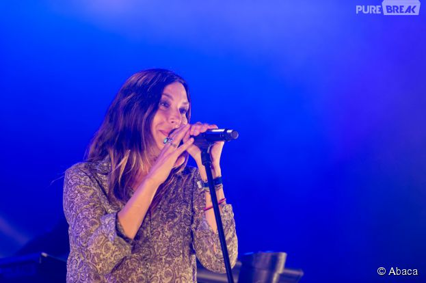 The Voice 4 : Zazie rejoint le jury à la place de Garou