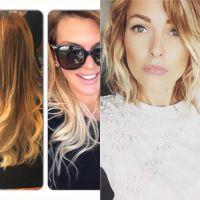 Amélie Neten VS Caroline Receveur : battle de nouvelle couleur de cheveux