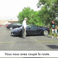Il piège un conducteur de Lamborghini : sa blague tourne mal