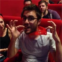 Cyprien, Jhon Rachid... les YouTubers à l'avant-première de Tortues Ninja
