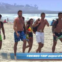 Clémence, Ricardo, Julia... (Friends Trip) sexy en maillot pour une épreuve