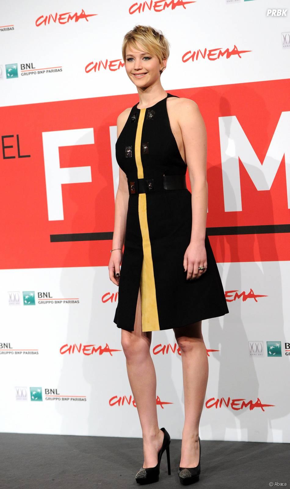 """Jennifer Lawrence : ses photos nues ? """"Un crime sexuel"""""""