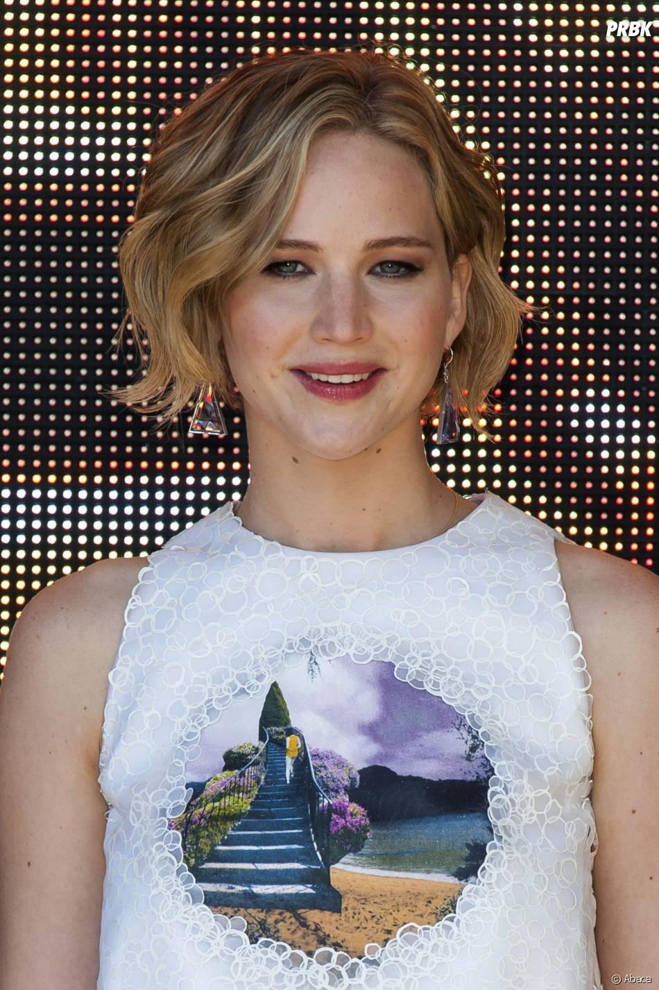 Jennifer Lawrence : son coup de gueule dans Vanity Fair