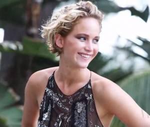 Jennifer Lawrence topless et sexy pour un shooting hot avec Vanity Fair
