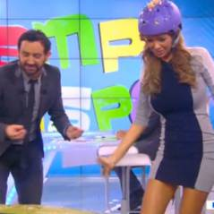 """Nabilla Benattia pète un câble en direct dans TPMP : """"Ta mère la p*te"""""""