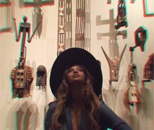 Beyoncé en famille avec Jay Z et Blue Ivy à Paris, début octobre 2014
