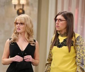 The Big Bang Theory saison 8 : soirée ratée pour Bernadette et Amy