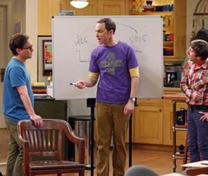 The Big Bang Theory saison 8 : Sheldon prêt à créer une invention révolutionnaire