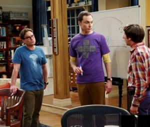 The Big Bang Theory saison 8 : problème chez les geeks