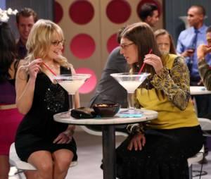 The Big Bang Theory saison 8 : drôle de soirée chez les filles