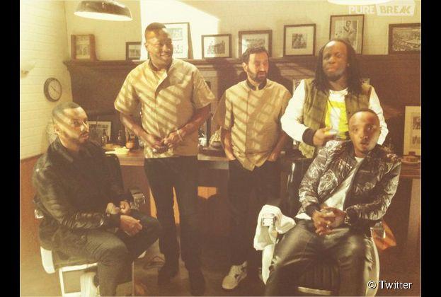 Soprano : Fresh Prince, le clip avec Disiz, Cyril Hanouna, Youssoupha, Mokobé... mais sans le vrai Carlton !