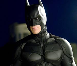 The Dark Knight : Christian Bale est Batman