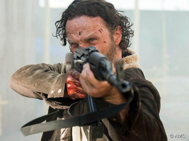 The Walking Dead saison 5 : un retour explosif