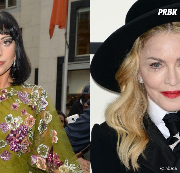 Lady Gaga VS Madonna : guerre de divas par interviews interposées
