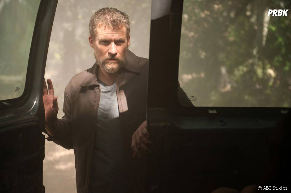 Revenge saison 4 : David Clarke de retour