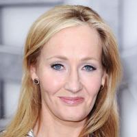 Harry Potter : JK Rowling rend hommage à la saga... dans son jardin