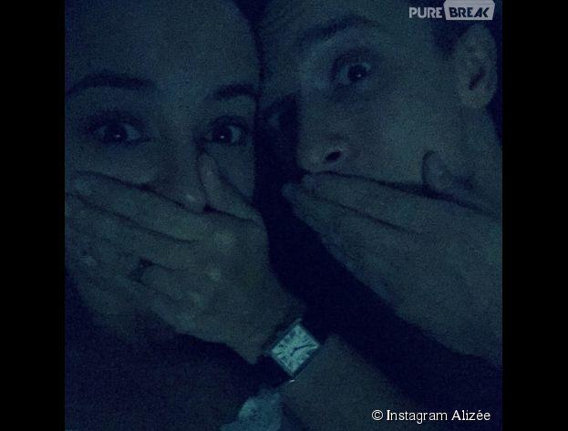 Alizée : petite boulette sur Instagram