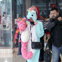 Miley Cyrus : bye-bye les tenues vulgaires, bonjour... le déguisement de licorne