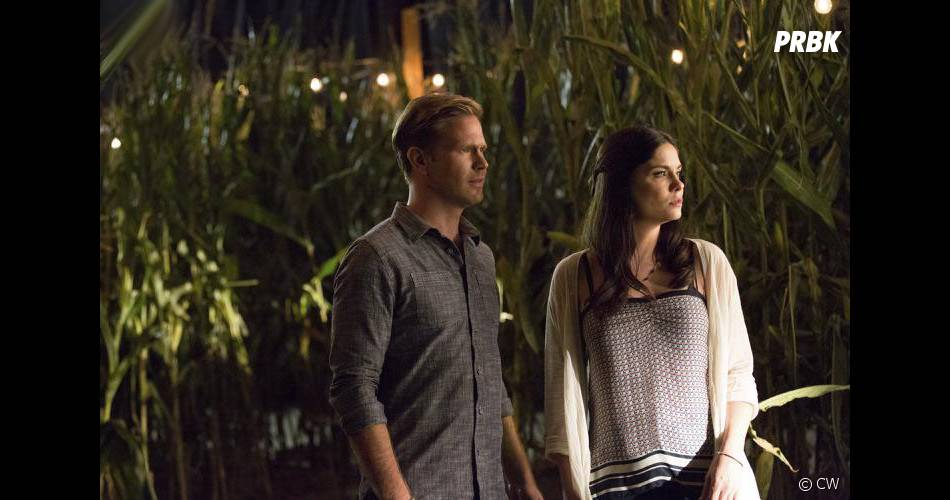 The Vampire Diaries saison 6, épisode 5 : Jo et Alaric sur une photo