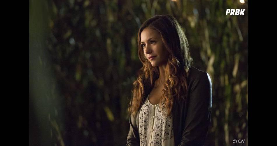 The Vampire Diaries saison 6, épisode 5 : Nina Dobrev sur une photo
