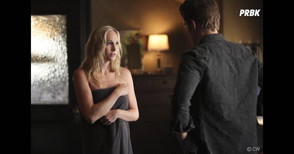 The Vampire Diaries saison 6, épisode 5 : Candice Accola sur une photo