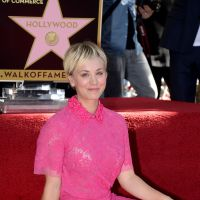Kaley Cuoco : la star de The Big Bang Theory étoilée sur le Walk of Fame