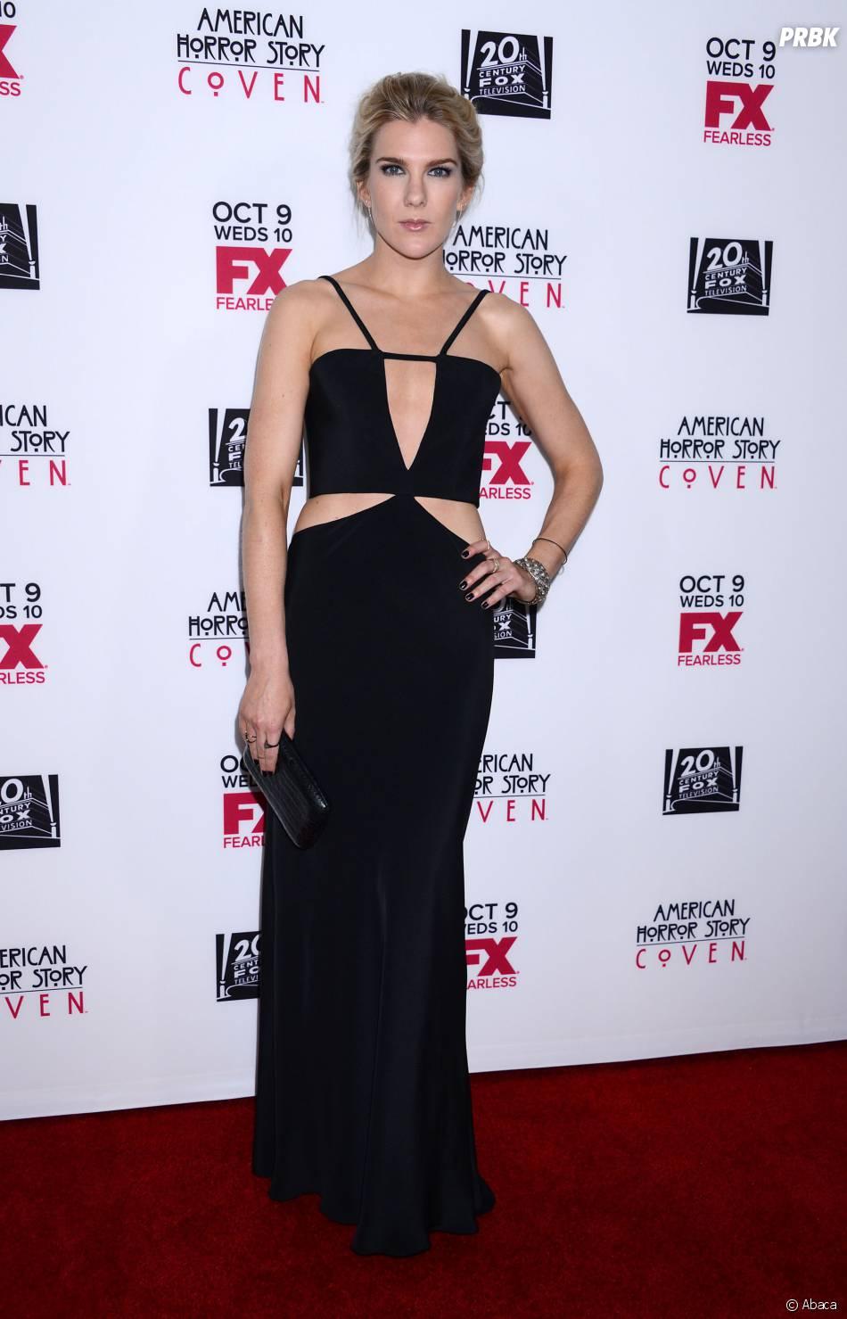 American Horror Story saison 4 :   Lily Rabe reprend son rôle d'Asylum