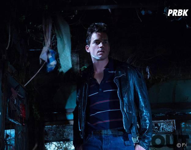 American Horror Story saison 4 : Matt Bomer se dévoile