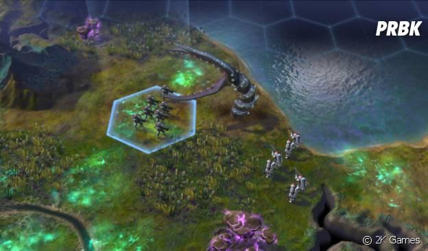 Civilization Beyond Earth est disponible sur PC depuis le 24 octobre 2014