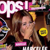 Nabilla Benattia insulte Oops, réponse cinglante du magazine