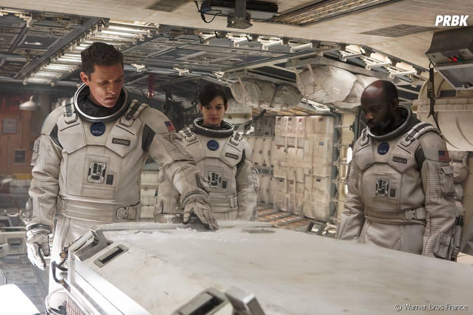 Interstellar : voyage épique bluffant