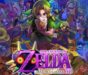 Zelda Majora's Mask sort au printemps 2015 sur 3DS