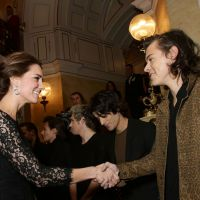 One Direction rencontre Kate Middleton : Harry Styles félicite la future maman