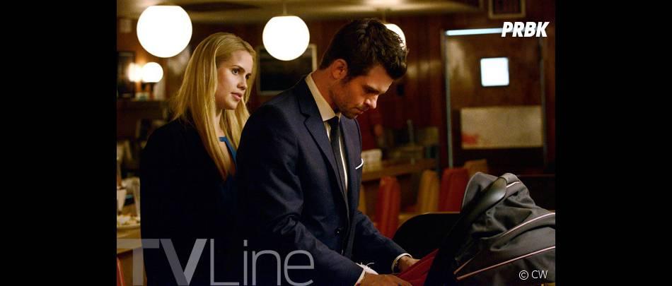 The Originals saison 2 : Rebekah, Hope et Elijah dans l'épisode 8