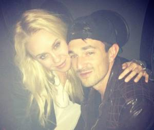 Becca Tobin et son petit-ami Matt Bendik, décédé en juillet 2013