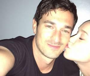 Becca Tobin et son petit-ami Matt Bedik