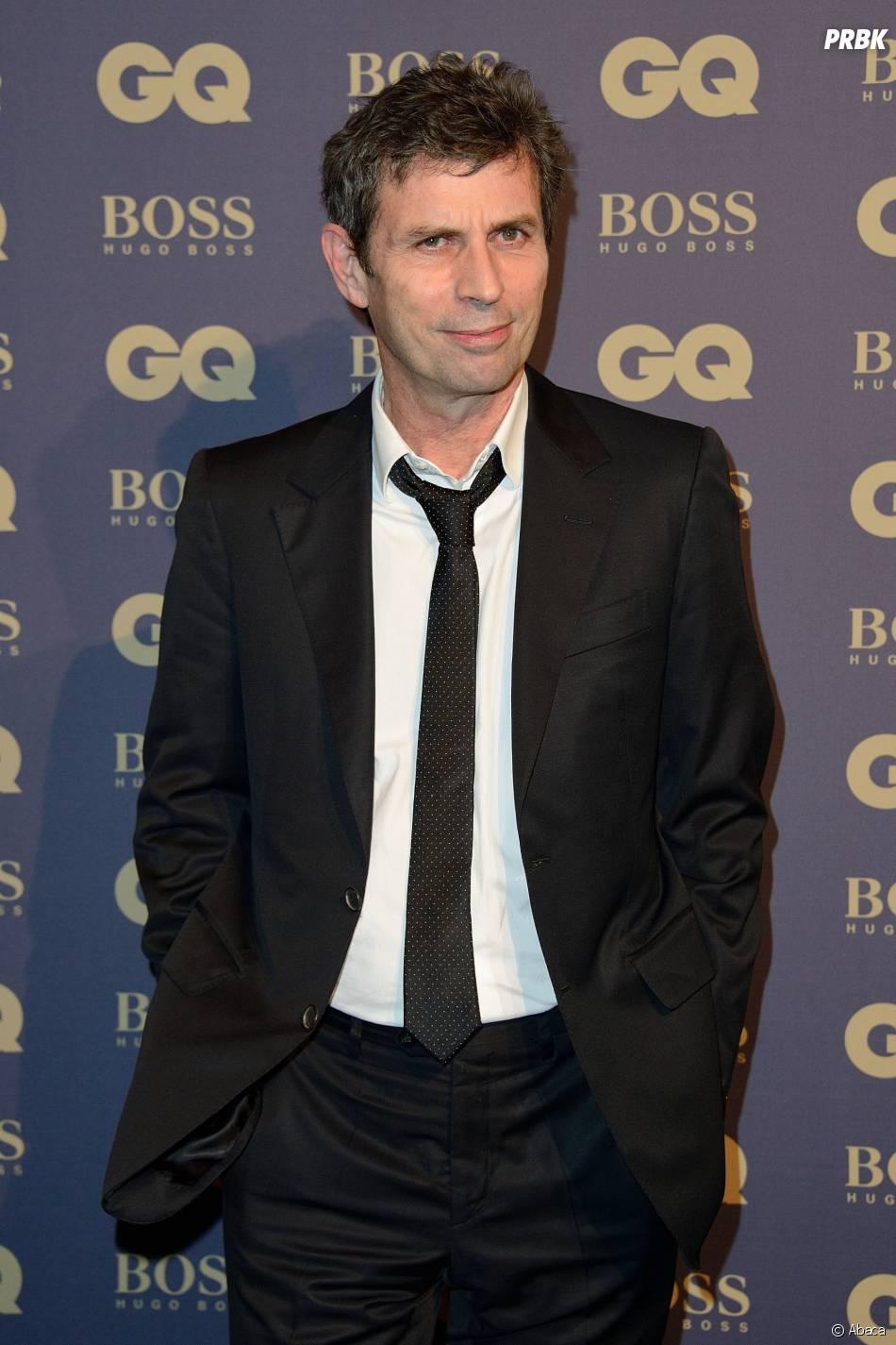 Frédéric Taffeï lors de la soirée GQ, au musée d'Orsay, le 19 novembre 2014