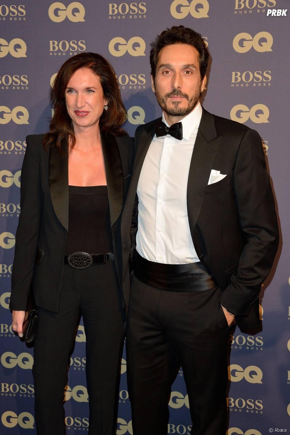 Vincent Elbaz lors de la soirée GQ, au musée d'Orsay, le 19 novembre 2014