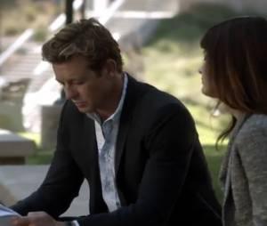 Mentalist saison 7 : premier extrait entre Jane et Lisbon
