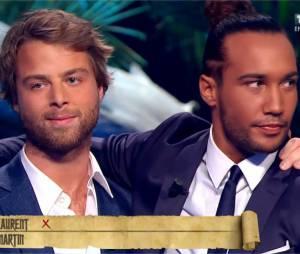 Koh Lanta 2014 : Laurent et Martin soudés pour la finale