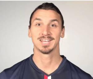 Zlatan Ibrahimovic se nomme dans son Onze de Légende