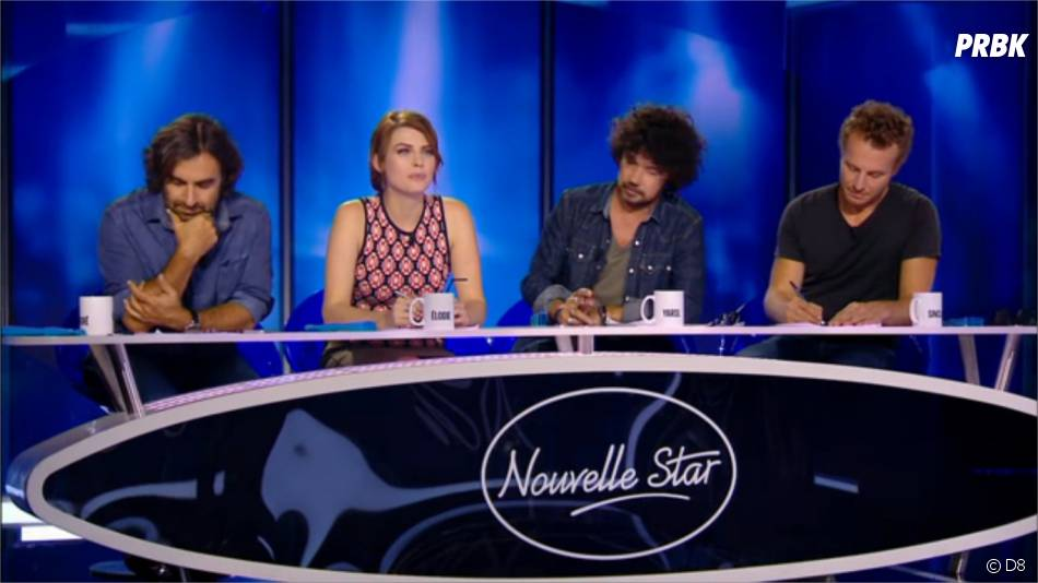 nouvelle star 2015 les membres du jury dans leurs oeuvres purebreak. Black Bedroom Furniture Sets. Home Design Ideas