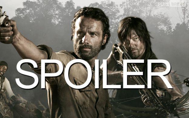 The Walking Dead saison 5 : une actrice choquée par la mort de son personnage