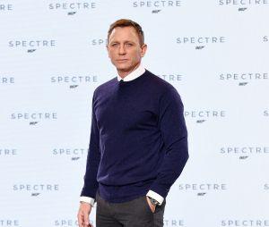 Daniel Craig à l'annonce de James Bond 24 le 4 décembre 2014