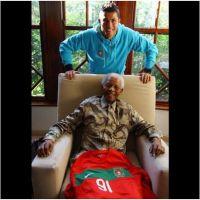 Cristiano Ronaldo : hommage engagé à Nelson Mandela sur Instagram