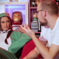 Malika Ménard déguisée en Yoshi pour la nouvelle émission de Sébastien-Abdelhamid